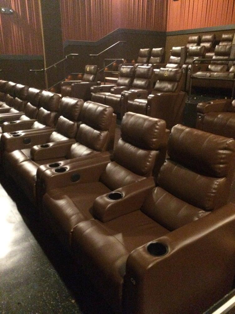 CENTURY CINEMAS 16 mountain view seat type? - AVS Forum Home