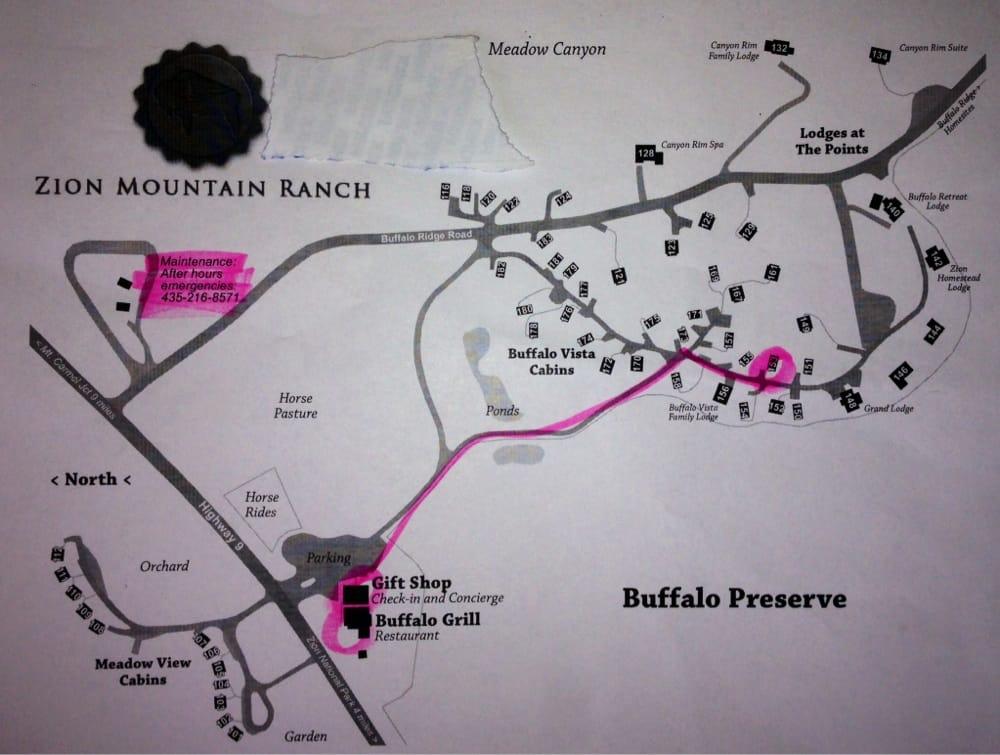 Property Map Yelp