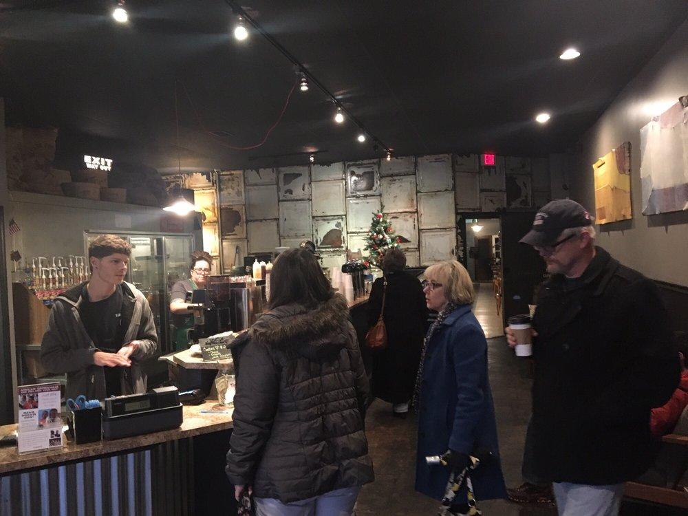 Karma Coffee - 10 Reviews - Coffee  Tea - 237 Seneca St, Oil City