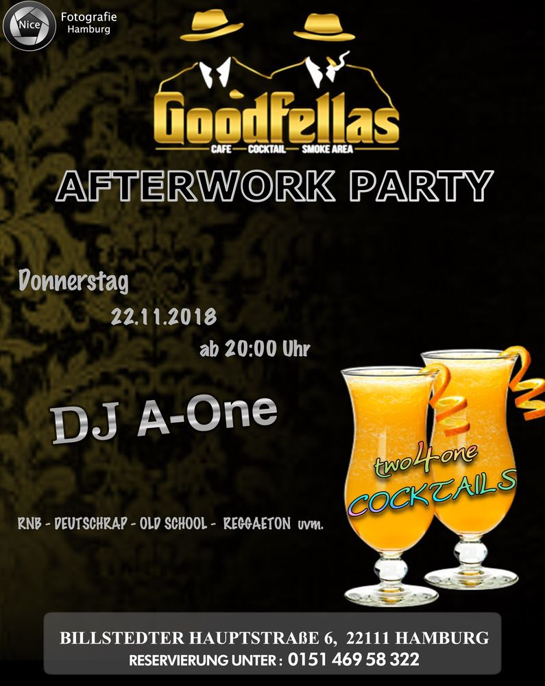 After Work Hamburg Afterworke Party Dj One Donnerstag Zur Afterwork Party Two4one