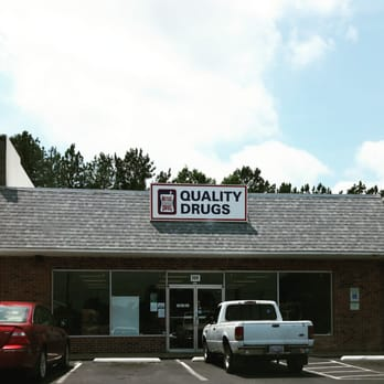 Quality Drug - Drugstores - 309 Central Ave, Butner, NC - Phone
