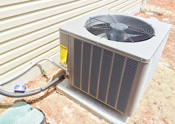 Rheem 145 Seer A C Condenser Unit Installed By Blue Flame Yelp