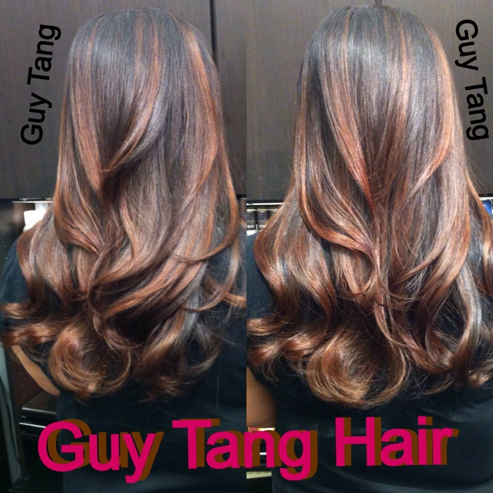 Ash Brown Hair Dye Philippines Ombré Lights By Guy Tang Yelp
