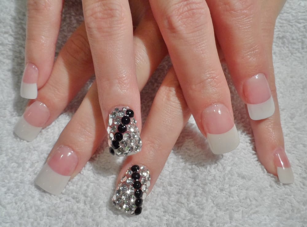 The Gallery For Gt Flared Acrylic Nail Designs With