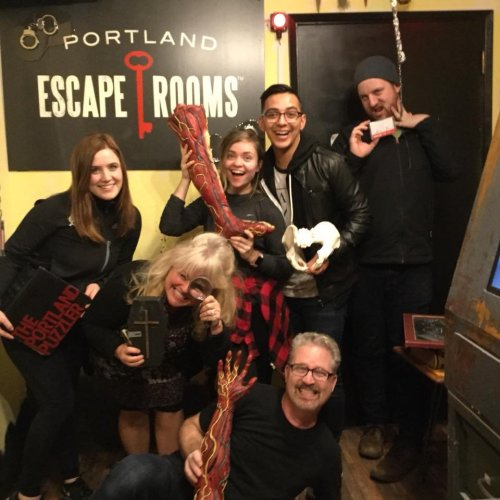 Medium Of Panic Room Portland