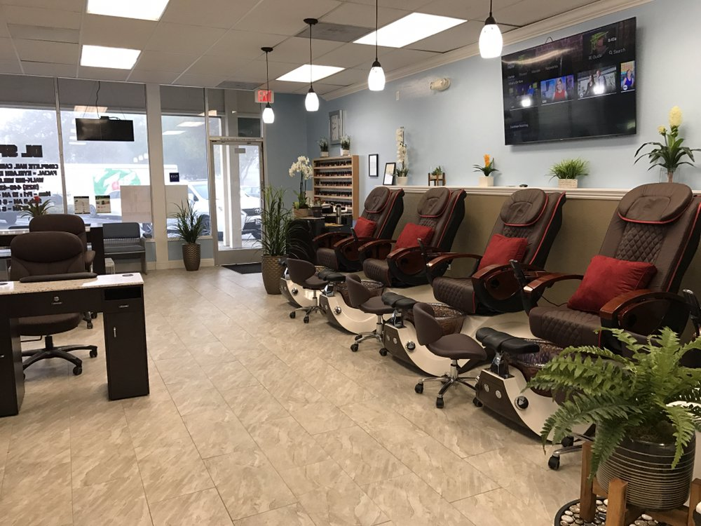 Clean and Beautiful comfortable salon! - Yelp