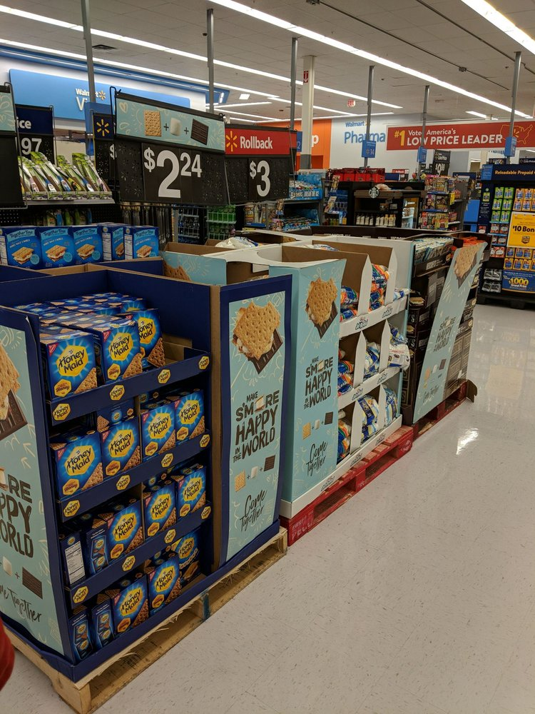 Walmart Supercenter - Grocery - 760 Hoosick Rd, Troy, NY - Phone