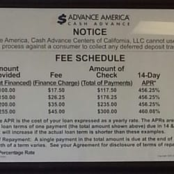 Advance America Cash Advance - Check Cashing/Pay-day Loans - 10012 Sierra Ave, Fontana, CA ...