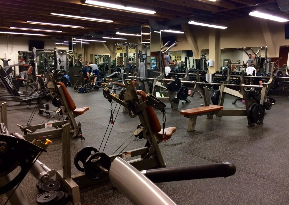 Gold\u0027s Gym Downtown - 24 Reviews - Trainers - 21 W Carrillo St