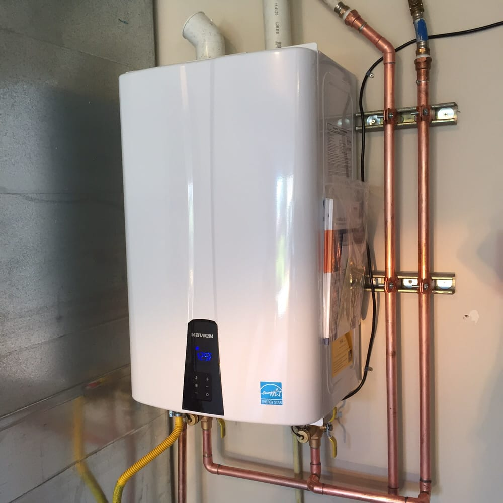 Instant Water Heater Installation