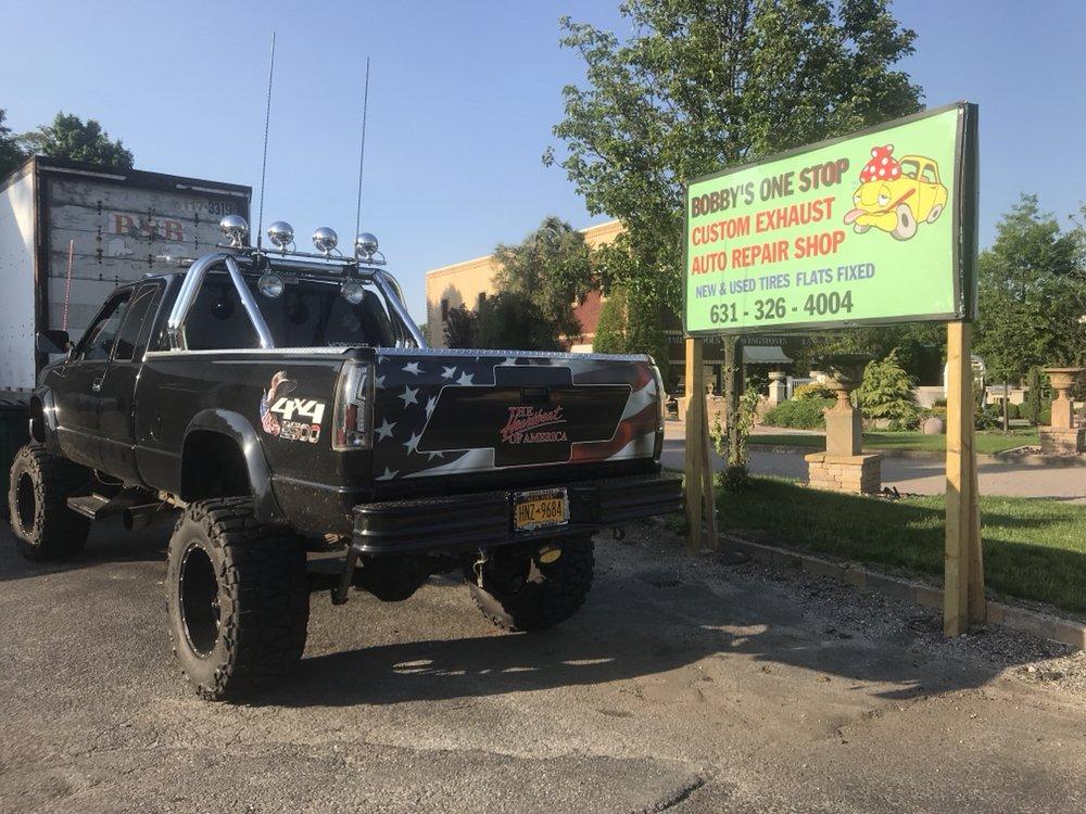 Bobby\u0027s One Stop Custom Exhaust Auto Repair Shop - Auto Repair
