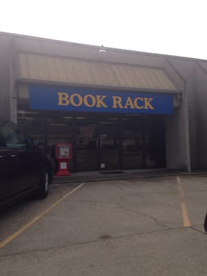 Book Rack-Clinton - Bookstores - 584C Springridge Rd, Clinton, MS