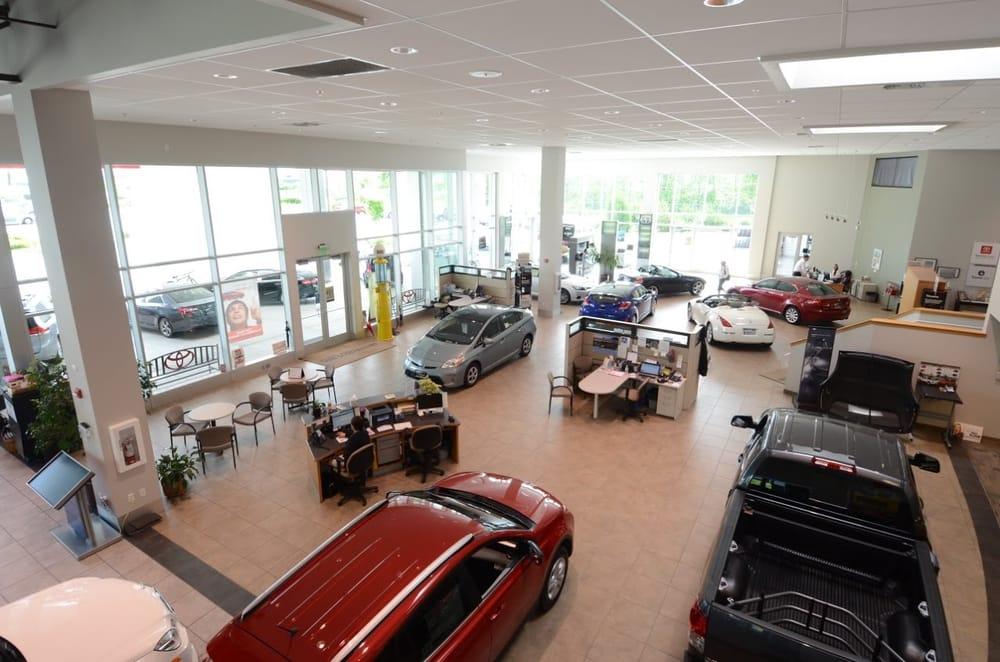 Wilson Motors Mercedes Toyota Scion Sprinter Yelp. Bellingham Toyota New  Dealership Wa ...
