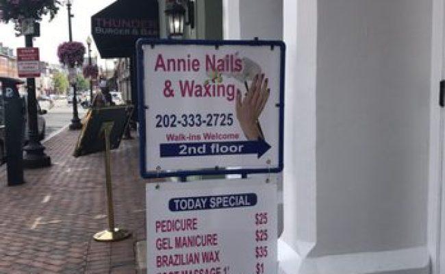 Annie Nail Salon 30 Photos 111 Reviews Nail Salons 3064 M St Nw Georgetown Washington