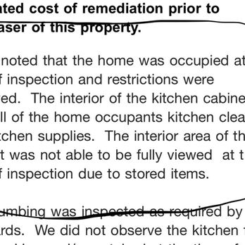 A-Pro Home Inspection - 16 Reviews - Home Inspectors - 1141 N Loop