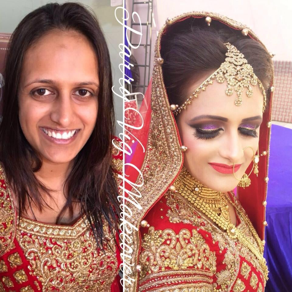 Make Over Parry Vig Makeover 10 Photos Makeup Artists 14 Clementine