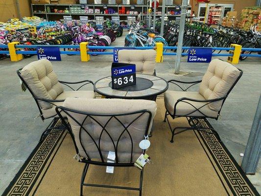 Walmart Supercenter 8745 State Rd 54 New Port Richey, FL Garden