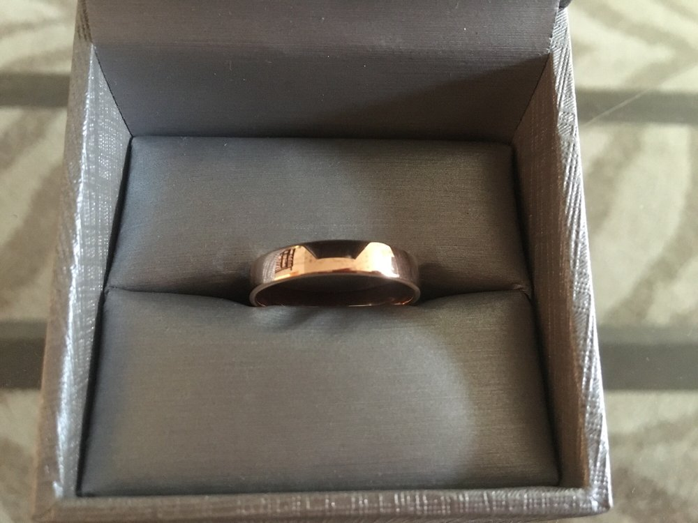 Ring that they refused to take back even with receipt Never worn