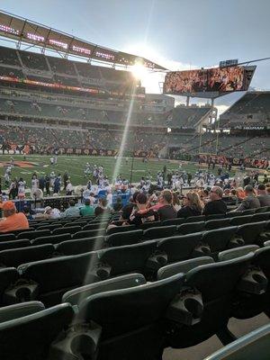 Paul Brown Stadium 1 Paul Brown Stadium Cincinnati, OH Stadiums