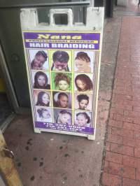 Nanas African Hair Braiding - Alongamento de Cabelo - 168 ...