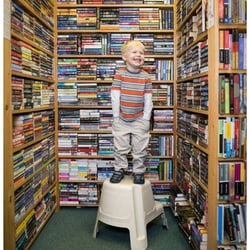 The Book Rack 38 Reviews Bookstores 13 Medford St