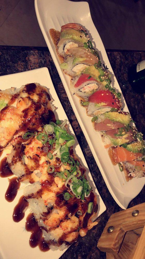 Best sushi restraunt hands down Amazing customer service, food - lobster customer service
