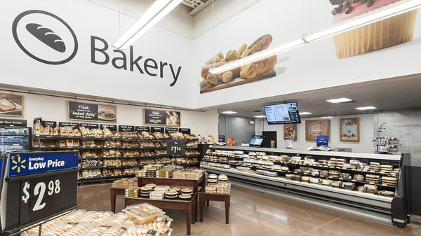 Walmart Bakery - Bakeries - 600 Hewitt Dr, Waco, TX - Phone Number