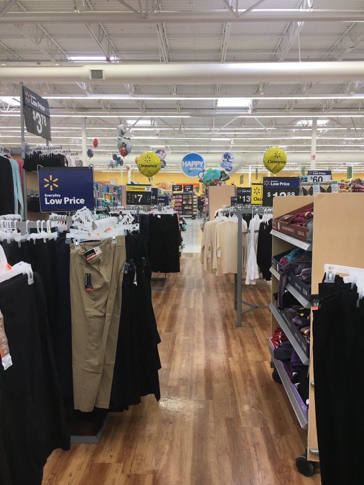 Walmart Supercenter - 18 Photos  22 Reviews - Department Stores