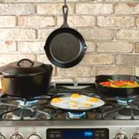 We're serious about our cookware (Lodge) - Yelp