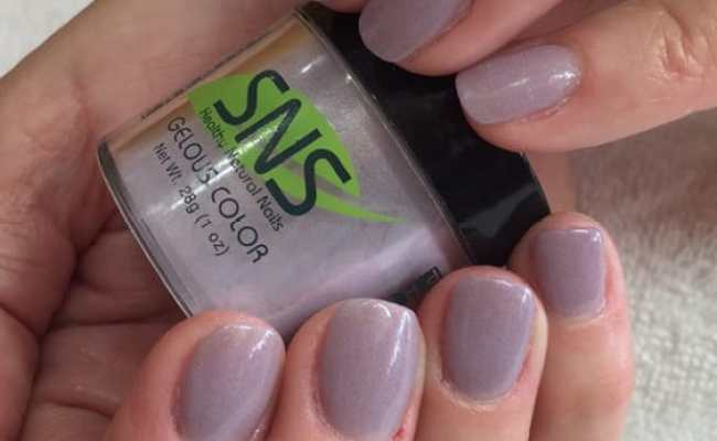 Sns Dipping Powder 41 Master Plan Done By Kelly Yelp