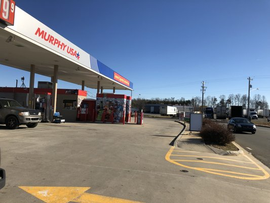 Murphy Oil USA 145 Cooper Creek Dr Mocksville, NC Gas Stations
