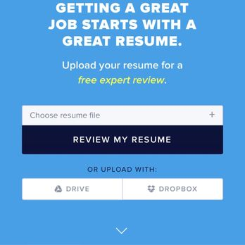 Top Resume - Editorial Services - Kips Bay, New York, NY - Phone