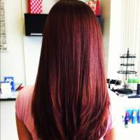 29 Simple Wine Red Henna Hair Dye | makedes.com