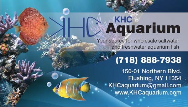 KHC Aquarium   Aquarium Services   Yelp