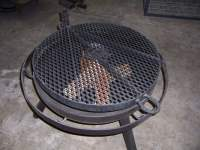 Texas Cowboy Cooker/Firepit $425 | Yelp