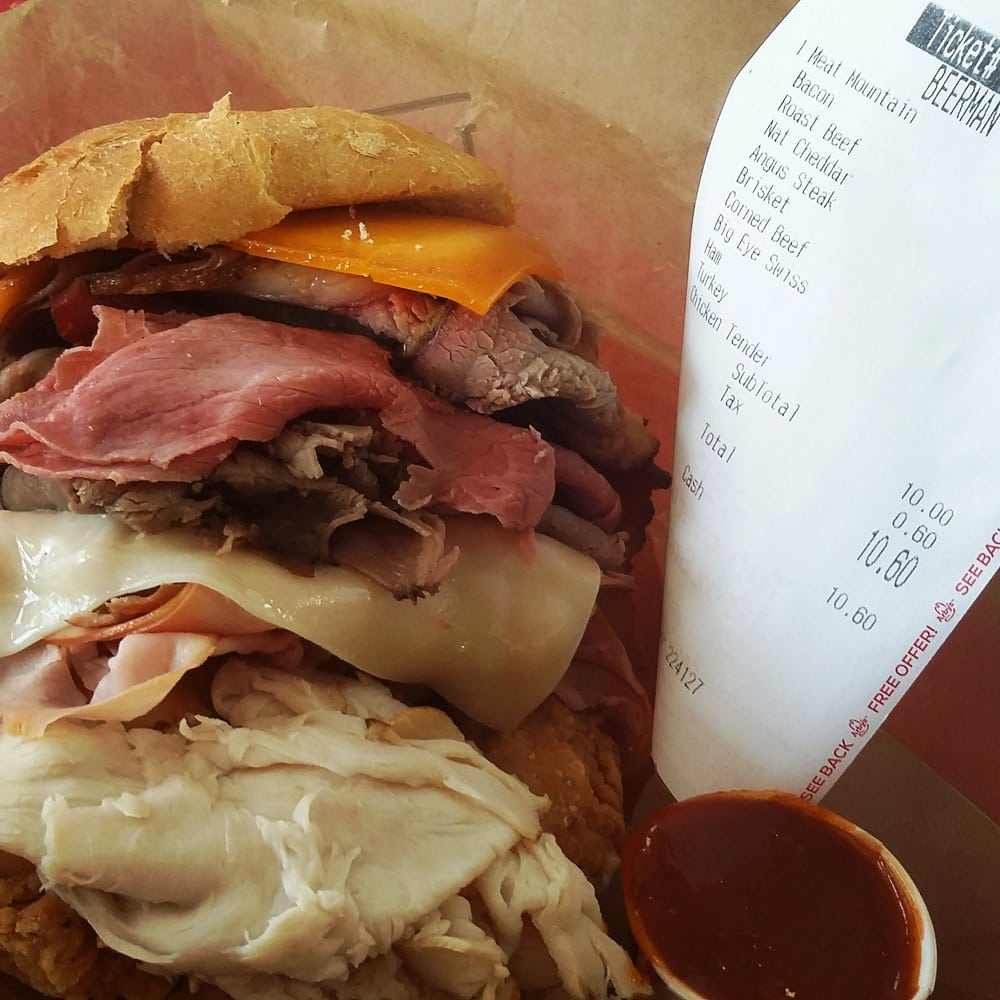 Fullsize Of Meat Mountain Arbys