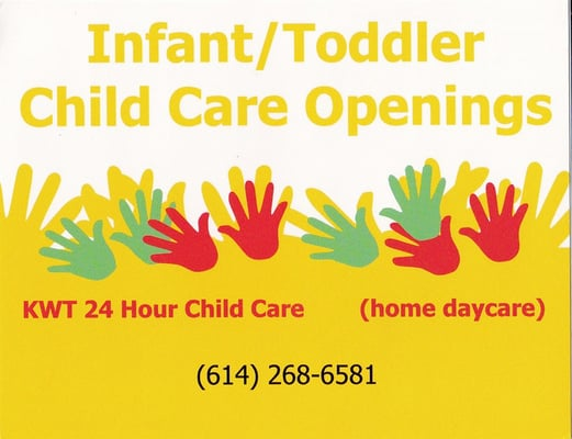 KWT 24 Hour Child Care - Child Care  Day Care - 3426 Karl Rd