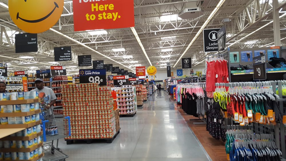 Neat and clean aisles - Yelp