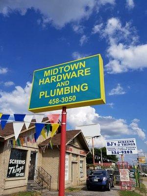 Midtown Hardware  Plumbing - Plumbing - 2500 Summer Ave, University