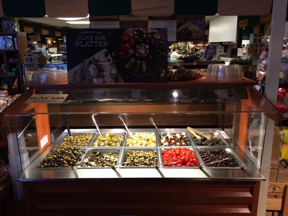 The Fresh Market Olive bar - Yelp