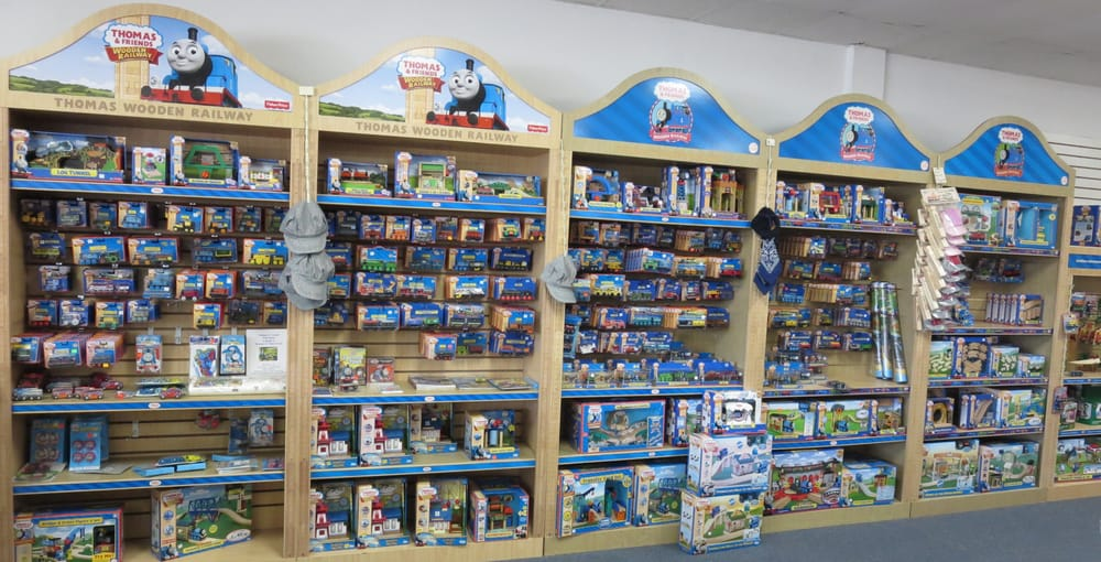 Largest Selection Of Thomas Wooden Railway In Southern