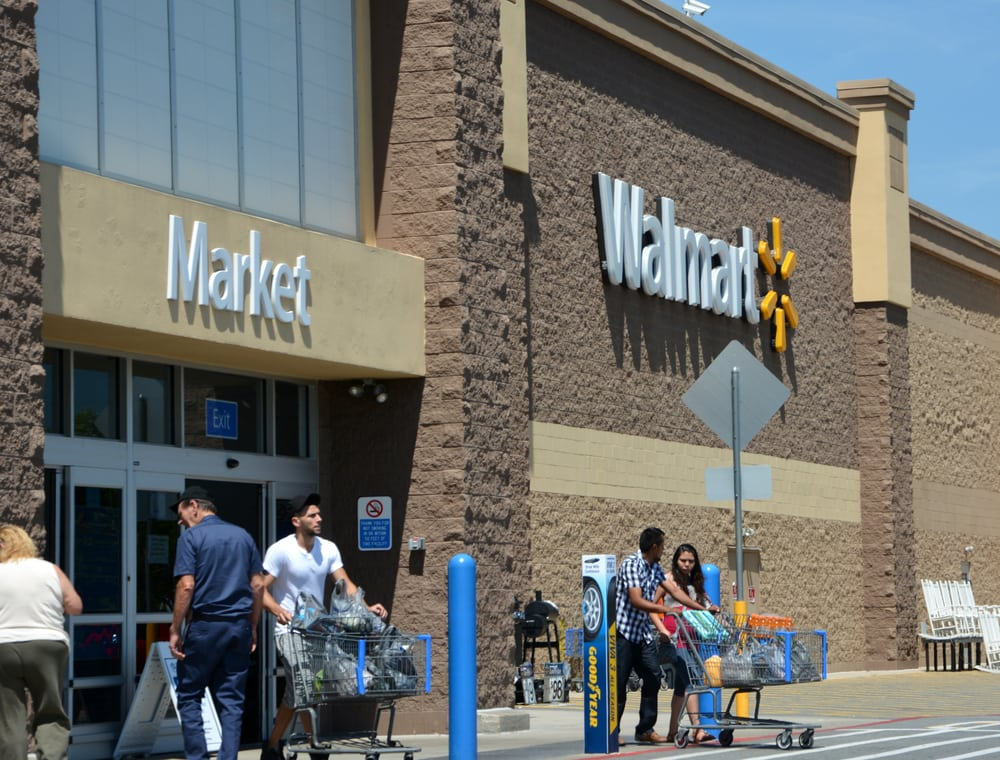 Walmart Supercenter - 13 Photos - Department Stores - 261 Cooper