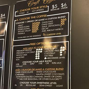 PAVARAGA Hawaiian Coffee  Cafe - Order Food Online - 367 Photos