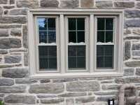 Clay exterior windows with contour capping - Yelp