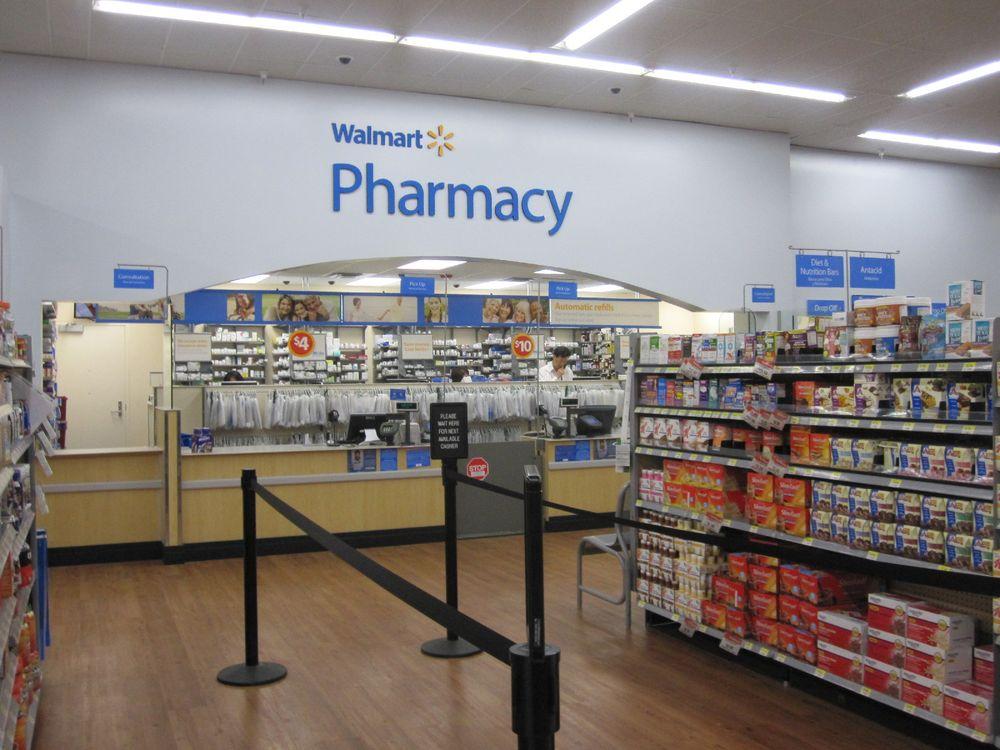 Walmart Pharmacy - Pharmacy - 1500 B Cornerside Blvd, Vienna, VA