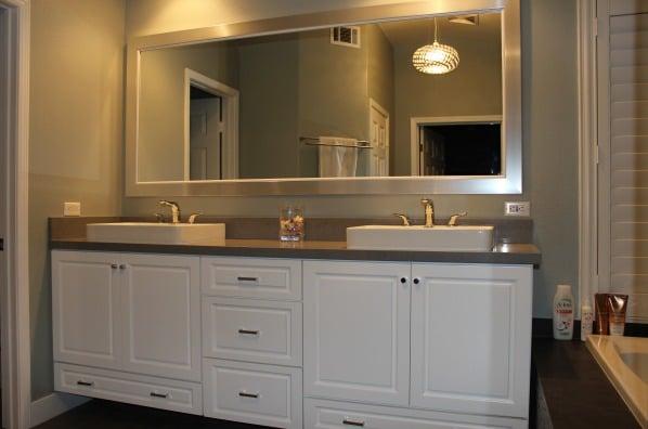 30 Creative Bathroom Lighting Over Double Sinks Eyagcicom
