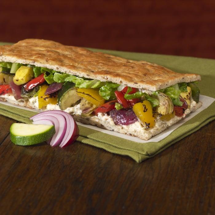 Cosi Fire Roasted Veggie Sandwich - Yelp