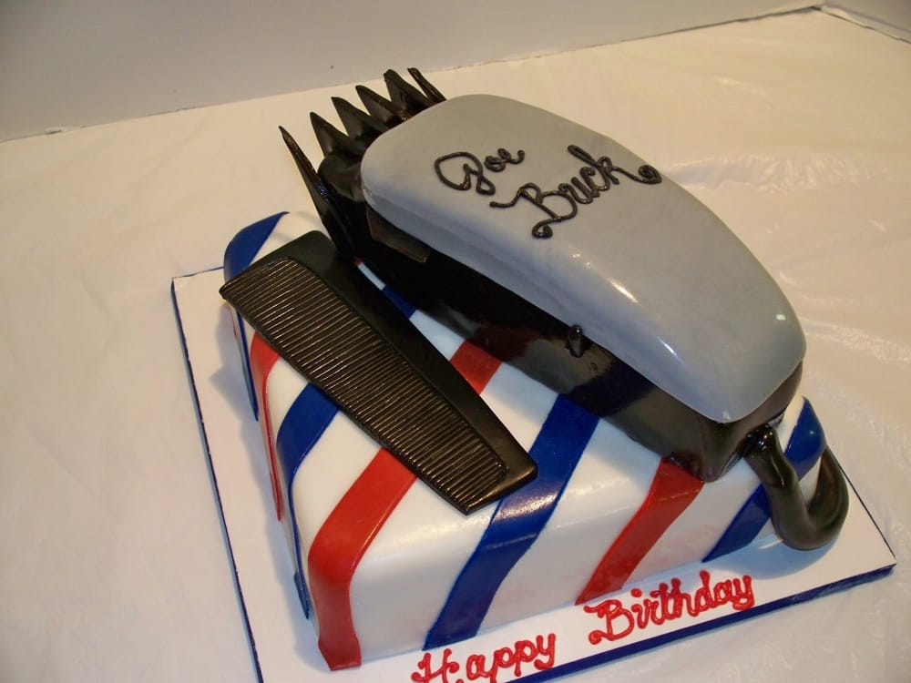 A Barbershop Cake Yelp