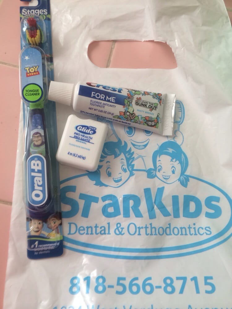 Got this wonderful dental kit in our son\u0027s goodie bag! - Yelp