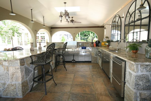 The Outdoor Kitchen Design Store - Outdoor Furniture Stores - 1456 - kitchen design stores